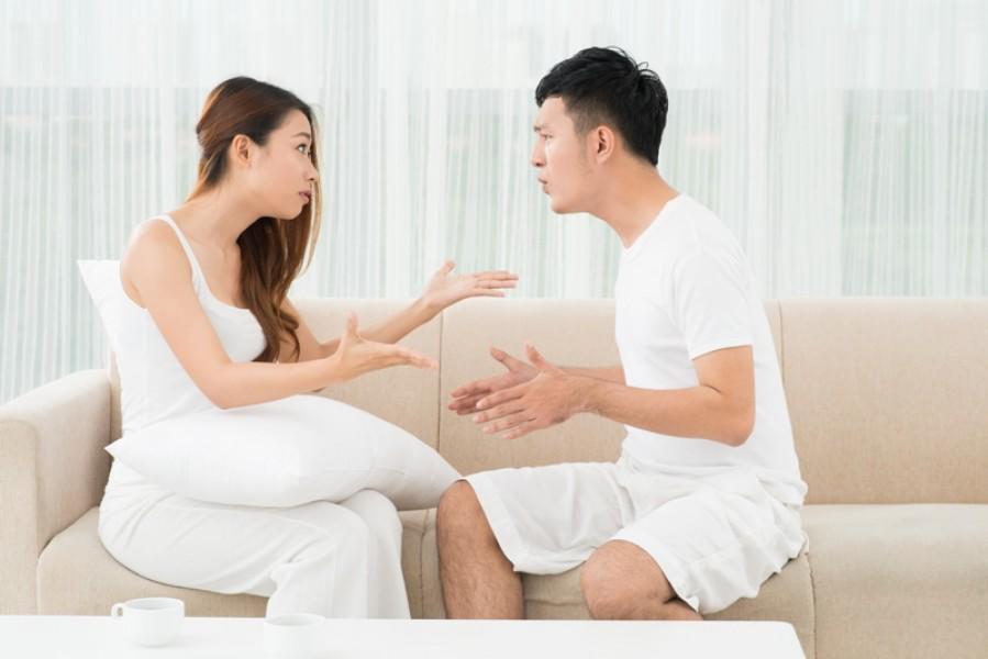 Vui buồn chồng thấp vợ cao