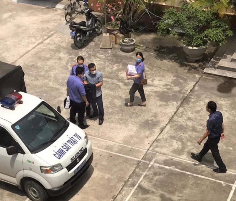 Khởi tố thêm 3 bị can là cựu cán bộ Công an quận Đồ Sơn, Hải Phòng