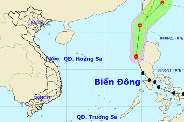 Chủ động ứng phó bão 1 giật cấp 10 và mưa lớn kéo dài tại Bắc Bộ