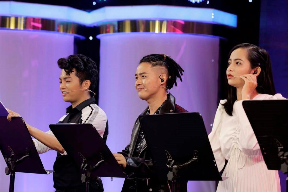Thanh Âm Quyền Năng: Bất ngờ khi Thanh Duy một mình cân 3 giọng trong 'Tiệc Trăng Máu'