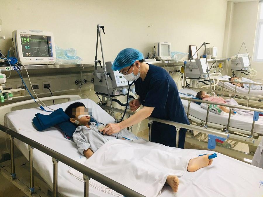 Nhiều trẻ nhập viên do viêm não Nhật Bản, diễn biến bệnh rất nặng