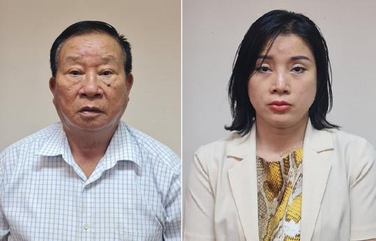 Vụ Bệnh viện Tim Hà Nội:  Khởi tố, bắt tạm giam Giám đốc và kế toán trưởng Công ty Hoàng Nga