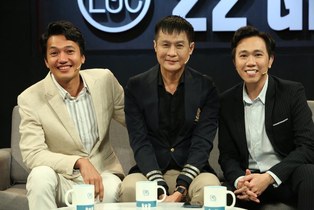 Lê Hoàng, Anh Đức, Quang Tuấn trở thành 'bộ 3 quý ông' dẫn dắt chương trình 'Có hẹn lúc 22 giờ'
