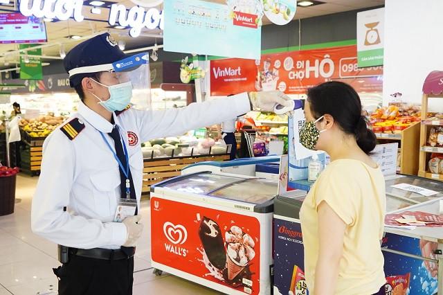 Hà Nội khẩn cấp tìm người đến siêu thị Vinmart ở Yên Sở, Hoàng Mai