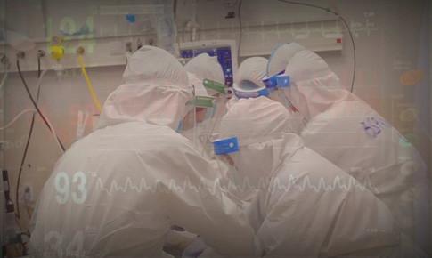 Bên bờ sinh - tử giành giật sự sống cho bệnh nhân Covid-19 nguy kịch