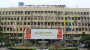 Điểm chuẩn Đại học Sư phạm Hà Nội năm 2017