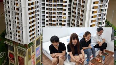 Thủ đoạn của nhóm 12 đối tượng nhập cảnh trái phép, lưu trú tại chung cư ở Hà Đông