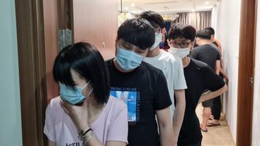Vụ 46 người nhập cảnh trái phép ở quận Nam Từ Liêm: Khởi tố 3 đối tượng người Trung Quốc
