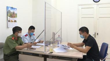 Hà Nội: Phạt chủ tài khoản Facebook đăng tin sai về dịch Covid-19