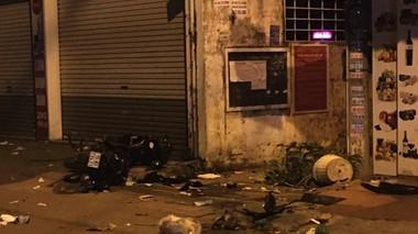 Tài xế ô tô truy đuổi, đâm thẳng vào xe máy khiến 2 người tử vong ở Hải Phòng