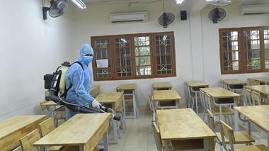 Điều chỉnh lịch thi và thời gian thi vào lớp 10: Học sinh yên tâm, sẵn sàng cho kỳ thi