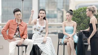 Cao Thiên Trang khiến bạn trai của Thùy Dương bị loại đầy tiếc nuối tại The Face Online vì dùng sai chiến thuật