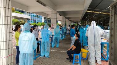 TP Hồ Chí Minh: Nhiều chuỗi mắc Covid-19 chưa xác định được nguồn lây