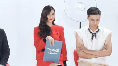 Cao Thiên Trang - Mạc Trung Kiên mâu thuẫn vì bị Trâm Anh dồn vào thế bất lợi trong tập 3 The Face Online