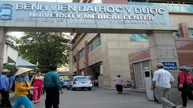 Bệnh viện Đại học Y dược TP Hồ Chí Minh tạm ngừng hoạt động do nhân viên nghi mắc Covid-19