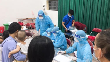Thêm 2 ca mắc mới, tỉnh Nghệ An ghi nhận 4 trường hợp dương tính với SARS-CoV-2