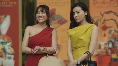 'Sugar Boy & Sugar Mommy' hé lộ cảnh nóng của Cao Thái Hà, Quyên Qui cùng trai bao
