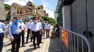 Hà Nội: Kiểm soát chặt chẽ, giám sát người từ các tỉnh, thành phố trở về Thành phố