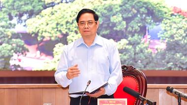 Thủ tướng: Hà Nội đặt mục tiêu chăm sóc, bảo vệ sức khỏe, tính mạng của người dân là trên hết
