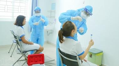Hải Phòng: Phát hiện 1 ca mắc Covid-19 tại quận Lê Chân
