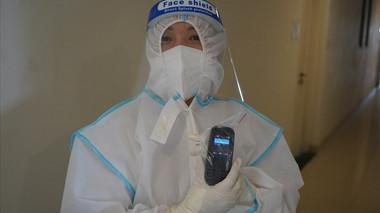 Trải lòng của nữ điều dưỡng tại tâm dịch TP Hồ Chí Minh