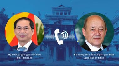 Pháp cam kết thúc đẩy vaccine Covid-19 cho Việt Nam qua cơ chế COVAX