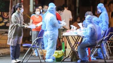 Hà Nội tiếp tục ghi nhận thêm 24 trường hợp dương tính với SARS-CoV-2