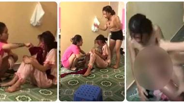 Thái Bình: Điều tra vụ thiếu nữ bị nhóm bạn hành hạ tại quán karaoke