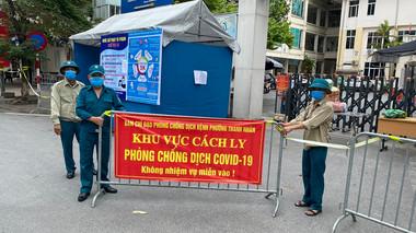 Hà Nội: Cách ly y tế đối với toàn bộ Bệnh viện Phổi Hà Nội sau nhiều ca dương tính với SARS-CoV-2