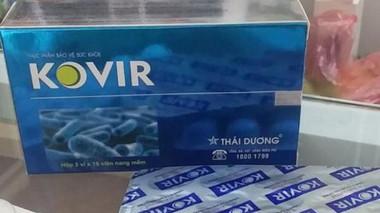 """Nhiều băn khoăn về """"thuốc hỗ trợ điều trị Covid-19"""" trong văn bản đã bị thu hồi"""