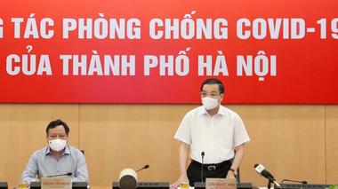 Hà Nội: Địa bàn nguy cơ cao được áp dụng biện pháp mạnh hơn Chỉ thị số 17