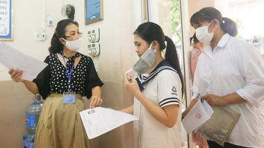 Hà Nội xét đặc cách cho thí sinh thi tốt nghiệp THPT đợt 2
