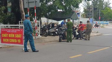 Đà Nẵng: Thêm 76 ca Covid-19, dừng trung chuyển qua hầm đường bộ Hải Vân