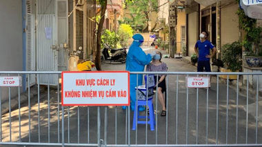 Ngày 3/8, Việt Nam có 8.429 ca nhiễm mới, 190 ca Covid-19  tử vong