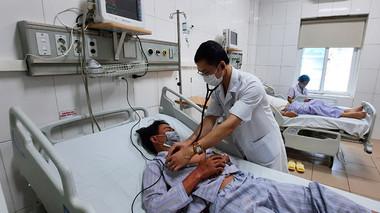 Nam bệnh nhân 30 tuổi mắc liên cầu lợn vì ăn tiết canh