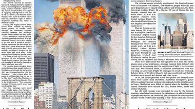 Ba cách vụ khủng bố 11/9 thay đổi thế giới trong 20 năm qua