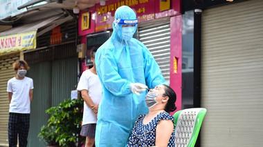 TP Hồ Chí Minh: Tỷ lệ F0 trong cộng đồng có dấu hiệu giảm