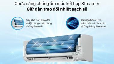 Công nghệ Streamer - Vũ khí độc quyền của điều hòa Daikin