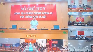 Hà Nội sẽ xem xét từng bước nới lỏng một số hoạt động sau ngày 15/9