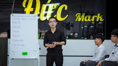 Nguyễn Xuân Đức: Từ chàng trai đam mê ngành tóc đến Founder & CEO Học viện tóc Đức Mark