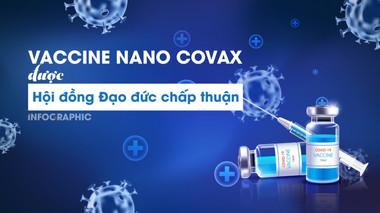 Vaccine Nano Covax được Hội đồng Đạo đức chấp thuận