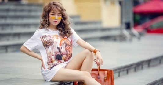Hot girl Trâm Anh trải lòng sau những ồn ào: 'Mình không phải lấy lòng ai cả, ai nghĩ sao mặc họ'