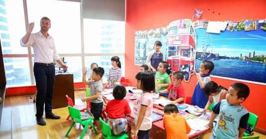 Rối bời cho trẻ học tiếng Anh