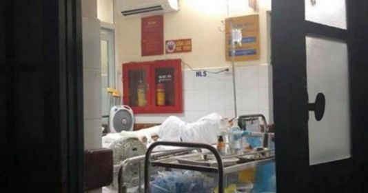 Vụ nam thanh niên bị chém nát chân ở Phú Thọ: Vợ bị tố sống ảo, câu like lúc chăm chồng ở viện?