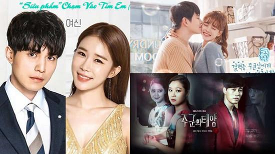 """Mê phim Hàn nhưng sợ """"đau tim"""" thì đây là những bộ phim lãng mạn bạn không thể bỏ qua"""