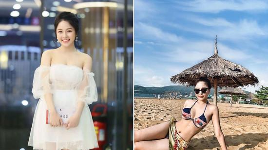 Hot girl Trâm Anh ngày càng xinh đẹp và chuộng phong cách gợi cảm