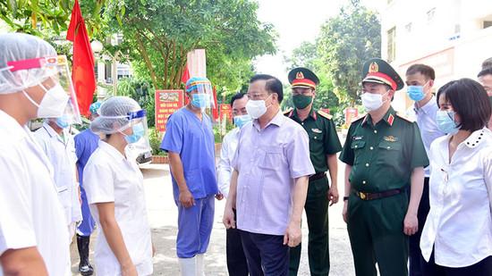 Hà Nội thành lập 15 đoàn kiểm tra công tác phòng, chống Covid-19 và kỳ thi vào lớp 10