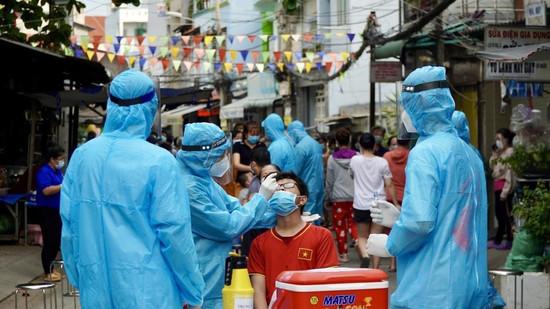 Sáng 11/8, Hà Nội chỉ có 3 ca nhiễm, đã lấy 71.385 mẫu xét nghiệm Covid-19