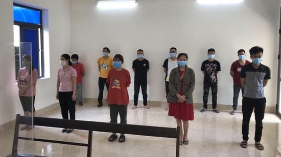 Bắc Ninh: Bắt thêm 11 đối tượng liên quan đường dây làm phiếu xét nghiệm Covid-19 giả