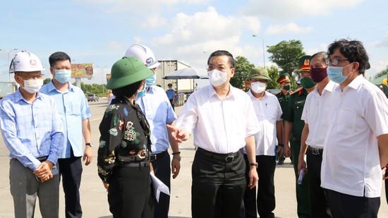 Hà Nội 'thần tốc' xét nghiệm 100% người dân trên toàn địa bàn thành phố